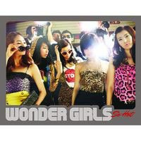 wonder girls so hot cd cover