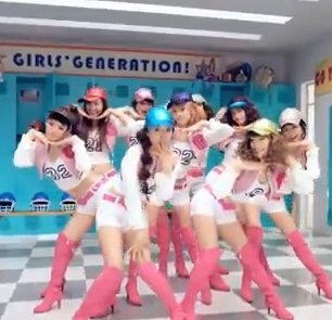 OH! - SNSD Girl's Generation