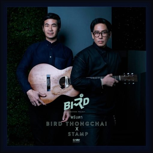 พริบตา-bird-thongchai-x-stamp